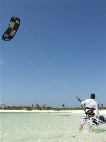 KiteSurf Photo Gallery Tonino Lamborghini Kitesurfing