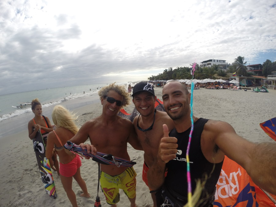 KiteSurf Photo Gallery 2014 08 22 I Caraibi Venezuelani