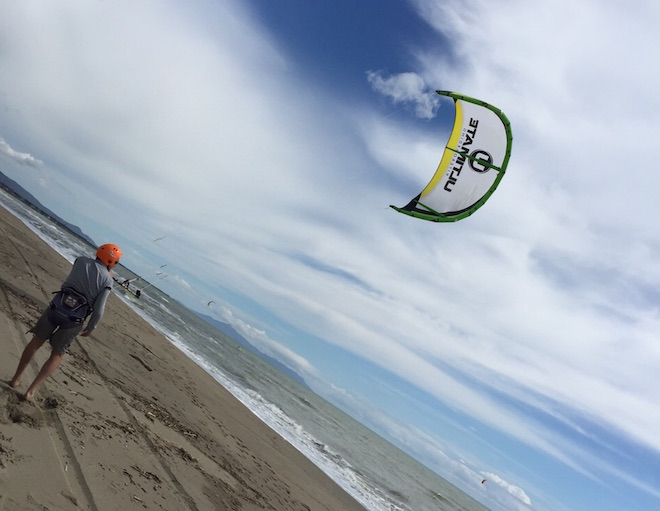KiteSurf Photo Gallery Iko Toscana
